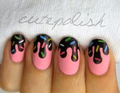cool Beauty Buzz: Learn How to DIY Ice Cream Nail Art, Rules For Cover Under Eye Bags... by http://www.nailartdesignexpert.xyz/nail-art-for-kids/beauty-buzz-learn-how-to-diy-ice-cream-nail-art-rules-for-cover-under-eye-bags/
