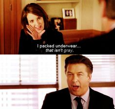 When she stopped being shy, and started being TMI. | 23 Times Liz Lemon Made You Feel OK About Being Awkward