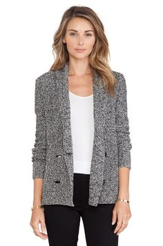 #REVOLVEclothing- BCBG shawl collar cardigan