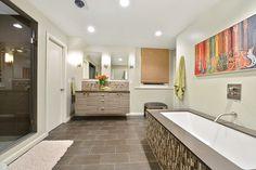 Piedmont bathroom project