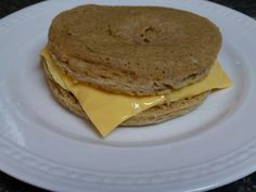 Happily Ever After - One Fat Girl's Journey to Getting Healthy: Medifast Breakfast Sandwich