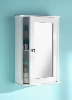 Saxony Bathroom Single Door Cabinet. Visit us now and ENJOY 10% OFF + FREE SHIPPING on all orders - 18.99