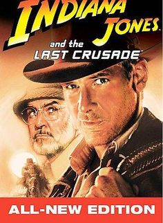 Steven Spielberg's third action-packed entry in the Indiana Jones trilogy evokes the cliffhanger Saturday matinee serials of yesteryear. It's 1938 and Indy (Harrison Ford) receives word that his archa