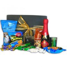 Celebration Gift Basket Tin to Saint-Vincent-and-the-Grenadines