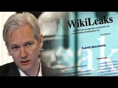 WIKILeaks Update: Anonymous Proves that Julian Assange Has Been Taken By The CIA! - YouTube