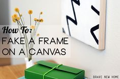 How to Fake a Frame
