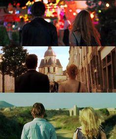Before Sunrise - 1995| Before Sunset - 2004 | Before Midnight - 2013