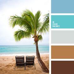 Color Palette No. 2297