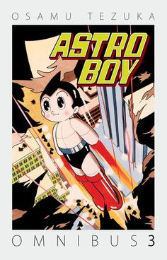 "DEAL OF THE DAY Astro Boy Omnibus Volume 3 TPB - $17.99 Retail Price: $19.99 You Save: $2.00 Stranded in the twentieth century, Astro Boy must save Earth from a voracious Martian fungus-and save the intelligent organism from the hydrogen bomb! From Osamu Tezuka, ""the Walt Disney of Japan,"" Astro Boy is all-ages adventure, loaded with humor and heart!  TO BUY NOW CLICK LINK BELOW http://tomatovisiontv.wix.com/tomatovision2#!comics/cfvg"