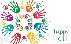 Wishing everyone Happy Holi :)