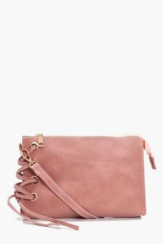 Evie Corset Lace Up Cross Body