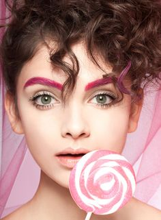 Sugar High by Corina Marie Howell for Chaos Magazine. Makeup by Iris Moreau. Hair by Travissean Haynes. Model Hayley at Next