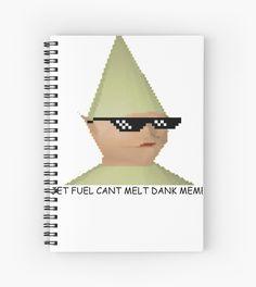 Jet fuel cant melt dank memes
