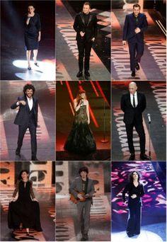 I look della serata finale di Sanremo AlFemminile.com