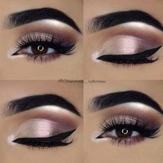 Everything You Need to Know About Eyeshadow and 21 Pretty Looks to Consider ★ See more: https://makeupjournal.com/eyeshadow-guide/