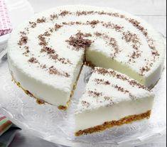 TARTA DE COCO, Fácil, bonita, deliciosa y no necesita horno. ¿Qué más se le puede pedir a una tarta? ¡Qué guste a todos! Y la nuestra sin duda lo hará