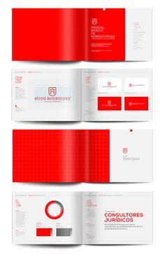 HR Hugo Rodríguez - Logo and Identity on Behance