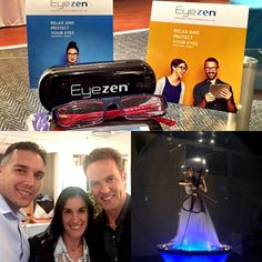 Very cool event - the launch of EyeZen in South Africa by @essilorza The event was top notch got to meet previous Mr South Africa Dr. Michael Mol - got to see the chick in the bubble and try out the new EyeZen lenses! Check this gift pack  @allanjyoung great event!  If you are reading this post them you need these lenses - check them out! #eyezen4me  #health #fitness #fit #fitnessmodel #fitnessaddict #fitspo #workout #bodybuilding #cardio #gym #train #training #photooftheday #health #healthy…