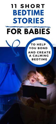Short bedtime stories for babies -