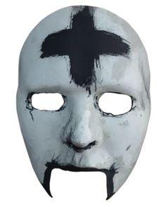 Mascaras Halloween, Halloween Face Makeup, Adult Costumes, Halloween Costumes, Scary Halloween Masks, Thriller, Maske Halloween, Purge Mask, Trick Or Treat Studios