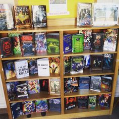 Our villains display!