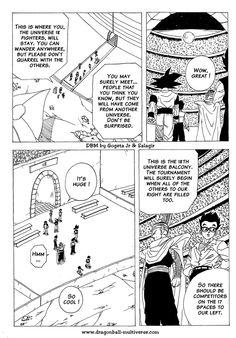 A really strange tournament! - Page 22 - Dragon Ball Multiverse #SonGokuKakarot