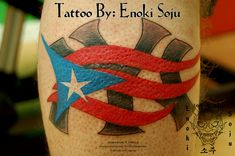 images of puerto rican tattoos | Puerto Rico New York Tattoo | Flickr - Photo Sharing!