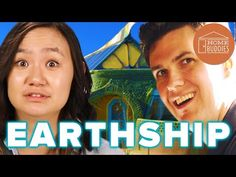 We Lived In An Earthship - YouTube