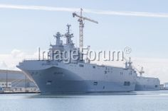 AFP | ImfDiffusion | FRANCE - MISTRAL - WARSHIP (citizenside.com - CS_119485_1315111 - CITIZENSIDE/CHRISTOPHE BONNET)