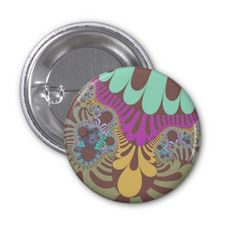 Customizable Mauii Mod Small Round Button on sale at www.zazzle.com/wonderart* Click on the picture to take you directly to the product for purchase and info.