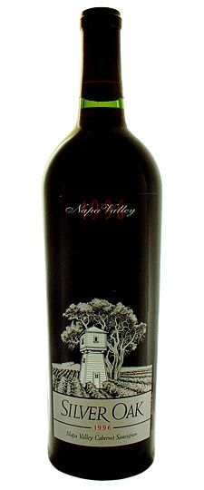 Silver Oak Napa Cabernet. One of the best cabernets I've ever had.  a
