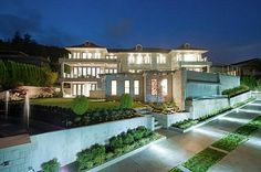 30 Luxurious Canada House Exterior Design Most Popular U0026 Trend Currently.  Greater Vancouver Luxury Lifestyles