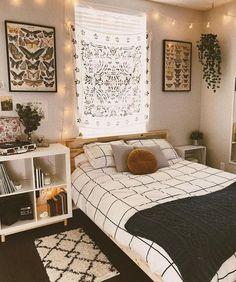 Dream Rooms, Dream Bedroom, Master Bedroom, Girls Bedroom, Master Suite, Bedroom Red, Diy Bedroom, Budget Bedroom, Small Bedroom Ideas On A Budget