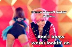 Yeeaahh I know where you lookin' at. Kekekeke.... SNSD! Sunny's derp! I love her! :D