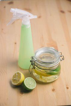 Vyrobte si domácí čisticí prostředky za pár korun! A bez chemie!