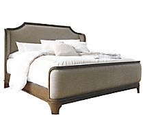 Larrenton Queen Panel Bed