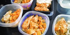 Meal Prep for Bodybuilding: Get Easier Muscle Gains By Prepping Your Meals