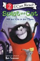 When Splat and Plank disagree about the moon, will Plank's telescope help answer all their questions? Splat the Cat and the Cat in the Moon is a Guided Reading Level J and a Level Two I Can Read book, geared for kids who read on their own but still need a little help. New Children's Books, Dog Books, Animal Books, Book Club Books, Elephant Book, I Can Read Books, Moon Book, Guided Reading Levels, Early Readers