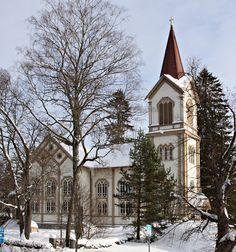 Enonkosken kirkko