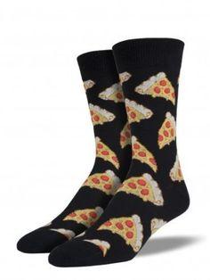 Men's Socks Pizza