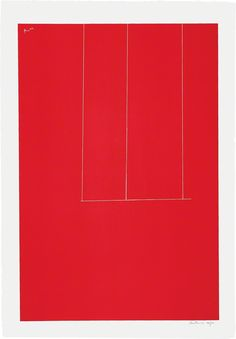 Robert Motherwell, London Series I: Untitled, 1971, Bernard Jacobson Gallery