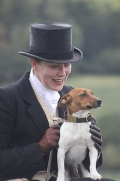 One of the riders for the Flying Foxes Sidesaddle team. They do THE most amazing stuff sidesaddle.