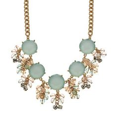 Apt. 9® Bead Cluster Necklace