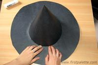 How to make a Witch Hat and Wizard Hat