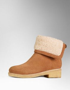Cosy Zip Boot