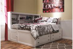 Bayfront Full Lounge Bed