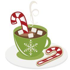 hot chocolate clip art free holiday hot cocoa illustration on rh pinterest com hot chocolate clipart images hot chocolate clipart images