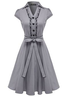 Anni Coco® Women's 1950s Cap Sleeve Swing Vintage Party Dresses Multi Colored at Amazon Women's Clothing store:  https://www.amazon.com/gp/product/B01HFVAVFA/ref=as_li_qf_sp_asin_il_tl?ie=UTF8&tag=rockaclothsto-20&camp=1789&creative=9325&linkCode=as2&creativeASIN=B01HFVAVFA&linkId=ae175608401db47c1e4ccfece85f09b9