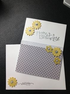Handmade Cards - by Cecily