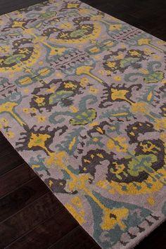 Modern Hand-Tufted Wool Plush Pile Rug - Ashwood - 5ft. x 8ft. by Addison & Banks on @HauteLook